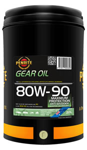 PENRITE 80W-90 GEAR OIL