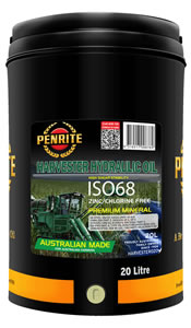 HARVESTER HYDRALIC OIL ISO 68
