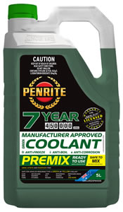 GREEN COOLANT PREMIX