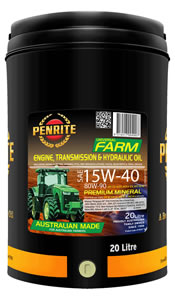 PENRITE UNIVERSAL FARM OIL 15W-40